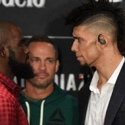 UFC 244: Corey Anderson promete 'dominar completamente' Johnny Walker