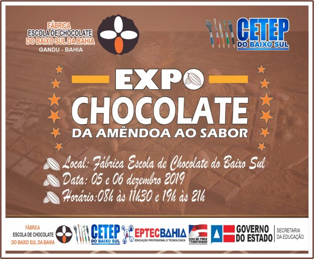 F%C3%A1brica-Escola-promove-curso-de-chocolate-em-Gandu-1 CETEP: Fábrica-Escola  promove curso de chocolate em Gandu