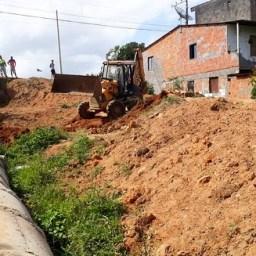 Prefeito entrega obra de saneamento esperada há 40 anos em Itajuípe