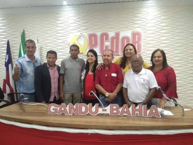 PCdoB-de-Gandu-BA-realizou-confer%C3%AAncia-municipal PCdoB de Gandu-BA realizou conferência municipal