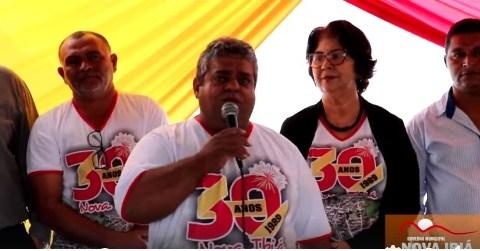 Prefeito Murilo vence enquete sobre sucessão municipal em Nova Ibiá