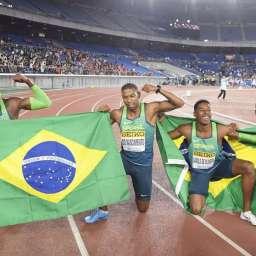 Atletismo brasileiro encerra 2019 com 14 atletas adultos entre os Top 20 do mundo