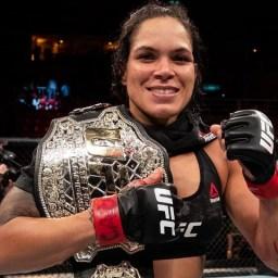 Amanda Nunes faz luta segura, domina Germaine de Randamie e defende cinturão no UFC 245