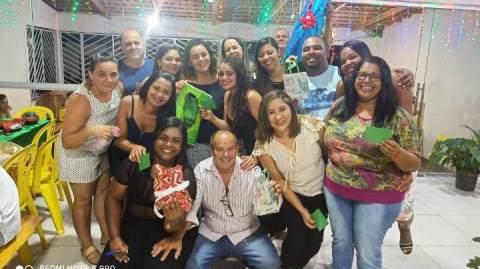 Gandu: Confraternização reúne colaboradores do Hospital João Batista Assis