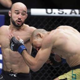 Marlon Moraes defende vitória no UFC 245 e oferece revanche para José Aldo