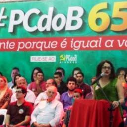 Movimento 65 reforça a identidade do PCdoB