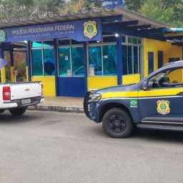 Empresário é detido pela PRF em Gandu com S10 roubada