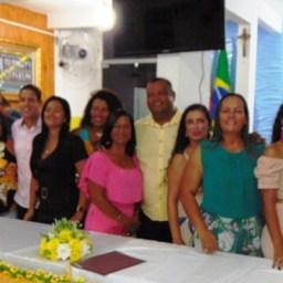 Novos gestores escolares da Rede Municipal são empossados em Piraí do Norte