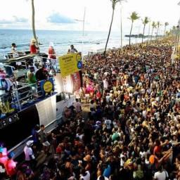 Pesquisa aponta que Salvador é a segunda cidade mais procurada para o Carnaval