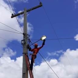 Prefeitura realiza requalificação da iluminação na Zona Rural de Piraí do Norte