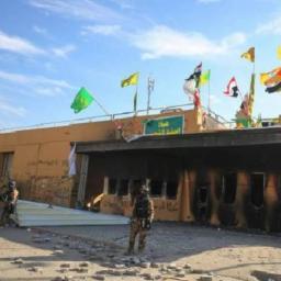 Vários foguetes caem perto da embaixada dos EUA em Bagdá