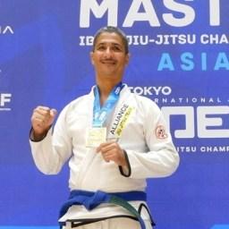 Atleta baiano assume liderança no ranking brasileiro de Jiu-Jitsu