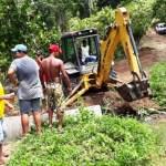 Piraí do Norte: Prefeitura restaura segunda ponte na região do Fuzil Aberto