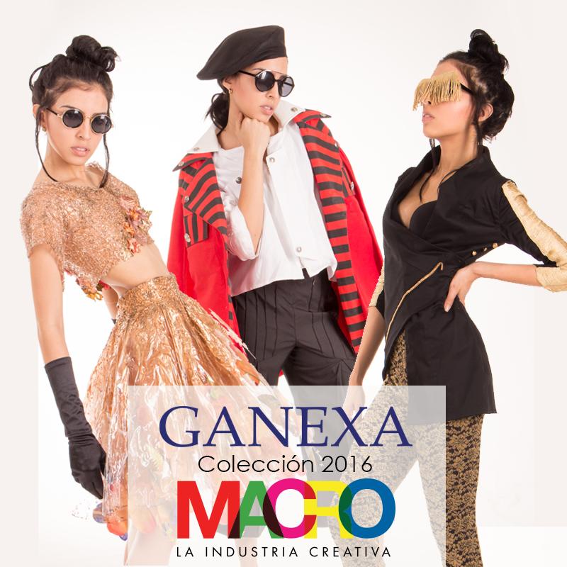 COLECCION GANEXA-MACROFEST
