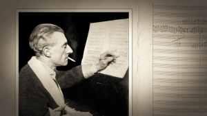 Maurice Ravel au piano