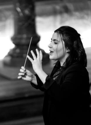 Jeanne Cousin. Crédit photo : Didier PERON