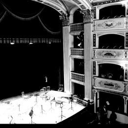 Teatru Manoel. Crédit photo : Marie Bourgeois