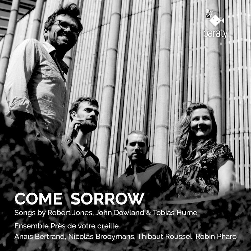 Come Sorrow : Cette musique a de l'âme