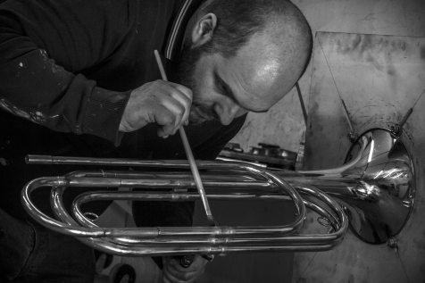 Jérôme Wiss, facteur d'instruments