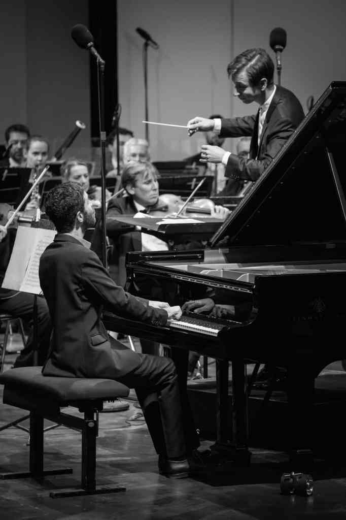 Adam Laloum - Concert 20 juillet 2019 - Festival de la Roque d'Anthéron