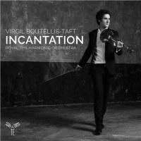 Virgil Boutellis-Taft, envoutant violoniste en ces incantations
