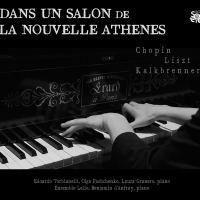 Sur un piano original Erard de 1838, le son inouï