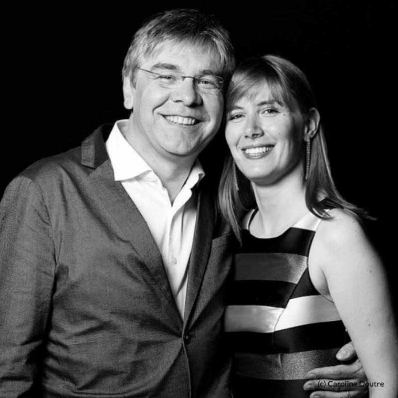 Eric tanguy et suzana Bartal