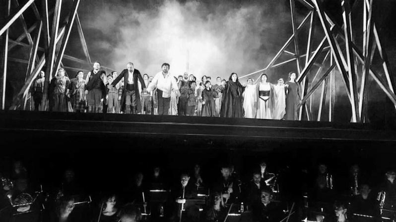 Royal Opera House Muscat Norma