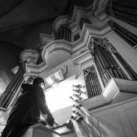 En Combrailles avec Jean-Luc Ho et l'orgue de Pontaumur