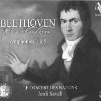 Un Beethoven fondamental par Jordi Savall et ses musiciens