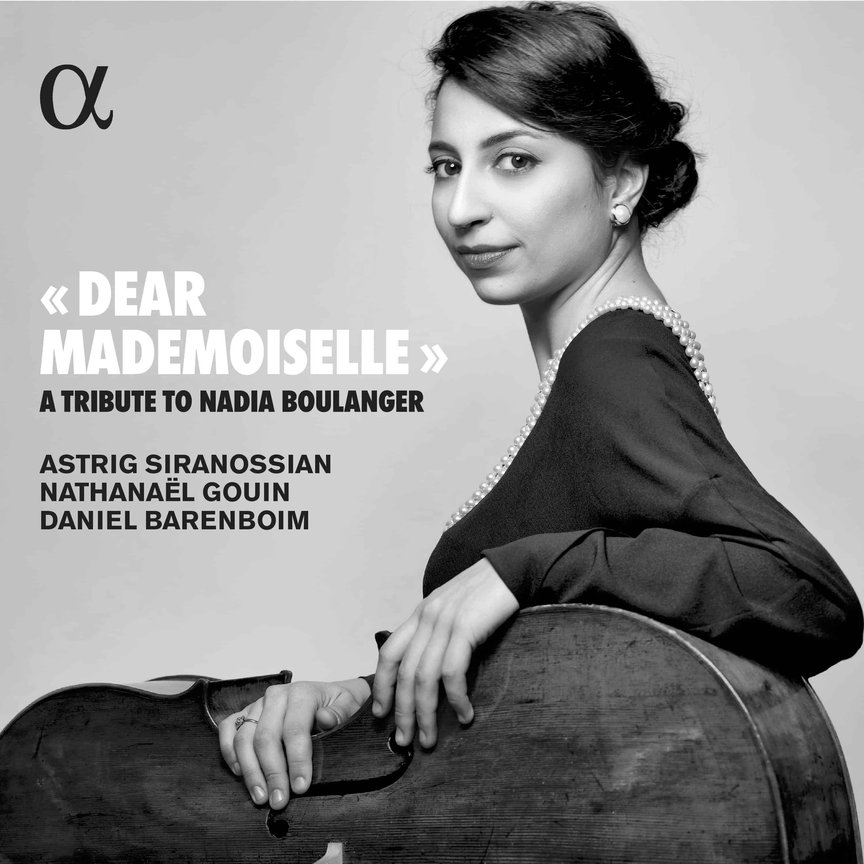 Dear Mademoiselle Astrid Siranossian