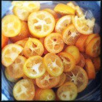 Cooking: Cumquat Olive Oil