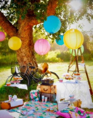 Garden Picnic Party 04