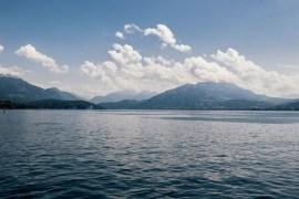 gang of mothers- croisière lac d'Annecy