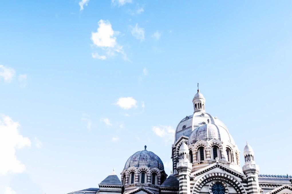 City trip Marseille