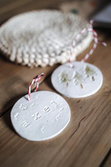 DIY décorations de noël