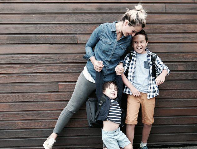 la rentrée scolaire Gang of mothers blog maman