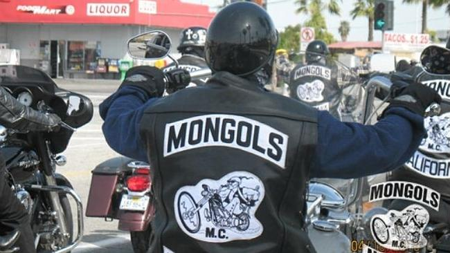 Midwest Motorcycle Club Invasion