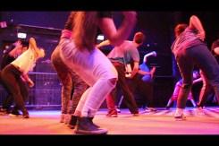 Tanzwokshop mit Bahar