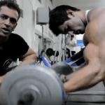 (Vídeos) Treino de Bíceps completo com o Personal Fernando Sardinha