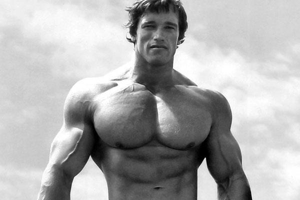 Frases de musculação Arnold