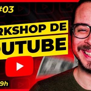 Os 4 Pilares de um Canal Milionário - Aula 3 do Workshop (12/05 às 19h)