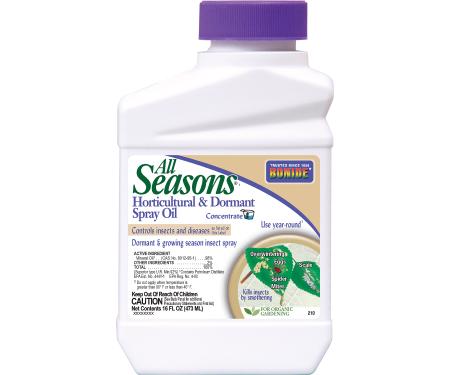 all season hort and dor oil spray-conc