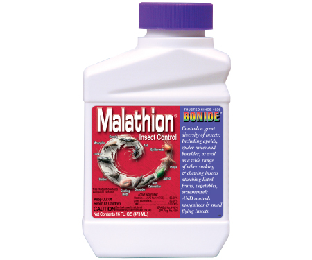 malathion insect control, conc