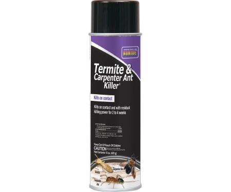 termite and carpenter ant killer spray