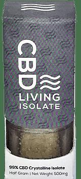 CBD Living Isolate