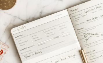 gold leaf patient journal