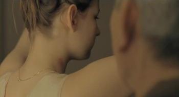 フランスの女優、リーリー・ソビエスキー(Leelee Sobieski)。