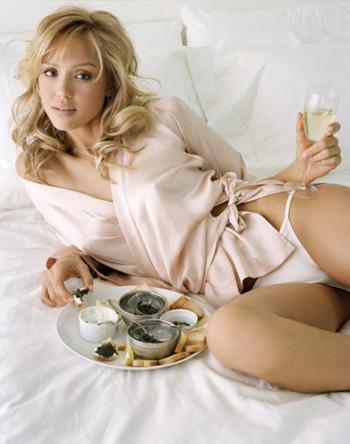 『ダークエンジェル』で有名になったジェシカ・アルバ(Jessica Marie Alba)。
