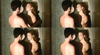 「チャタレイ夫人の恋人」で有名な女優ジョエリー・リチャードソン(Joely Richardson)。